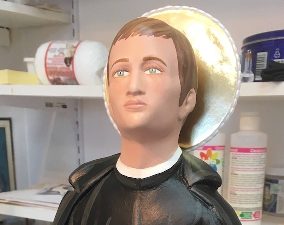 "St. Gerard Majella 25"" Catholic Christian Religious Saint Statues"