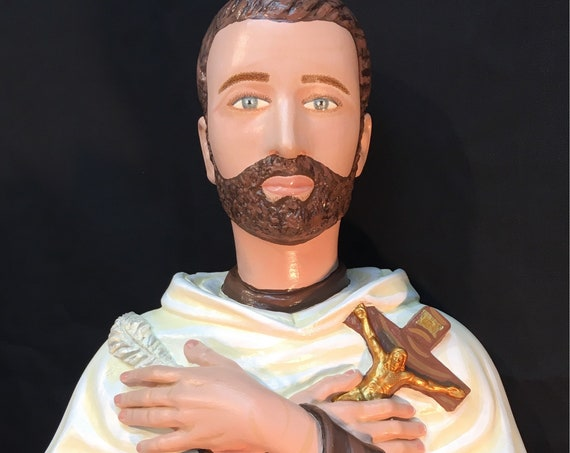 "St. John of the Cross 26"" Catholic Christian Religious Saint Statues"