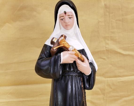 """St. Rita of Cascia 12"""" Catholic Christian Saints Religious"""