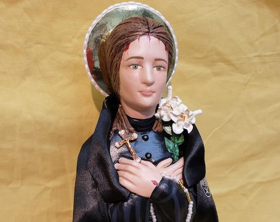 "St. Gemma Galgani 18"" Saints Catholic Christian Religious Statues"