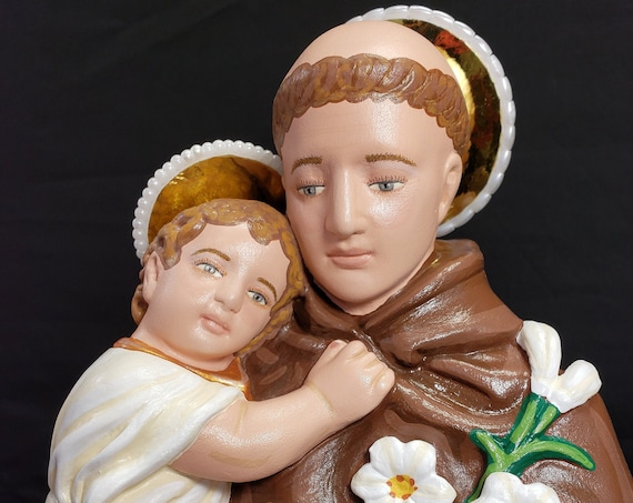 "St. Anthony of Padua 18"" Saints Religious Catholic Christian Statues"