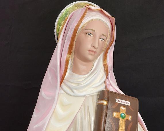 "St. Monica 26"" Catholic Christian Religious Saint Statues"