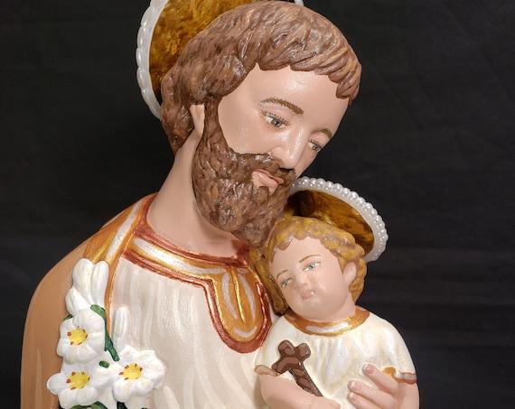 "St. Joseph 18"" Saint Religious Catholic Christian Statues"