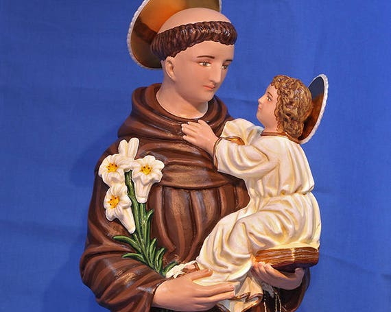"St. Anthony of Padua 26"" Catholic Christian Religious Saint Statues"