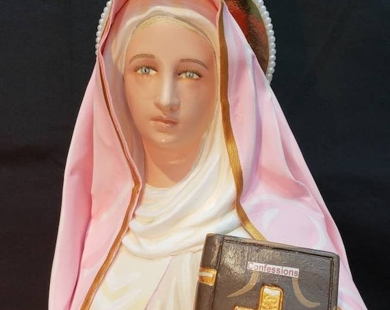 "St. Monica 26"" Catholic Christian Religious Saint Statues"