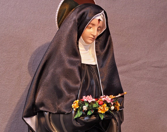 "10% OFF!!! St. Rita of Cascia 26"" Saints Religious Catholic Christian Statues"