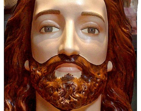 "Sacred Heart of Jesus 60"" Fiberglass Catholic Religious Statue"