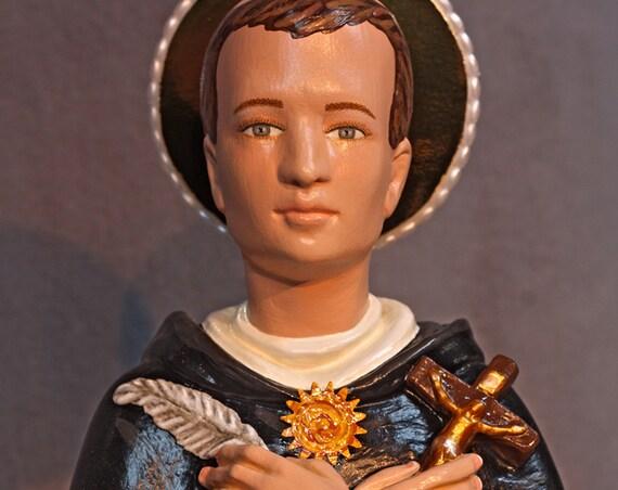 "St. Thomas Aquinas 18"" Catholic Christian Religious Saints Statue"