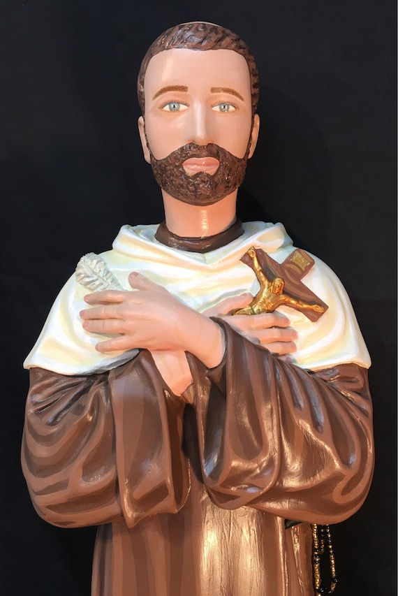 """St. John of the Cross 26"""" Patron of the Mystical Life"""