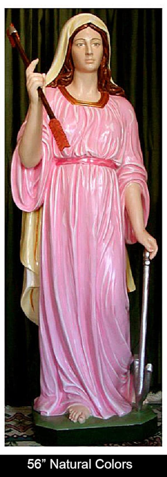 """St. Philomena 56"""" (SALE)"""
