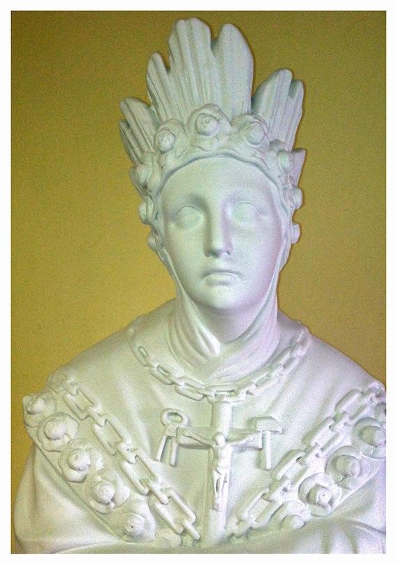 """Our Lady of La Salette 65"""" (SALE)"""