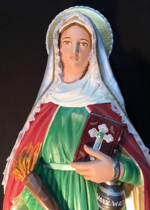 "St. Martha 18"" Patroness of Hospitality"