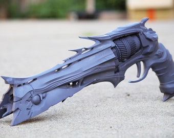 Destiny Thorn Hand Cannon Pistol Prop for Collectors and Cosplay (Advanced Resin Kit)