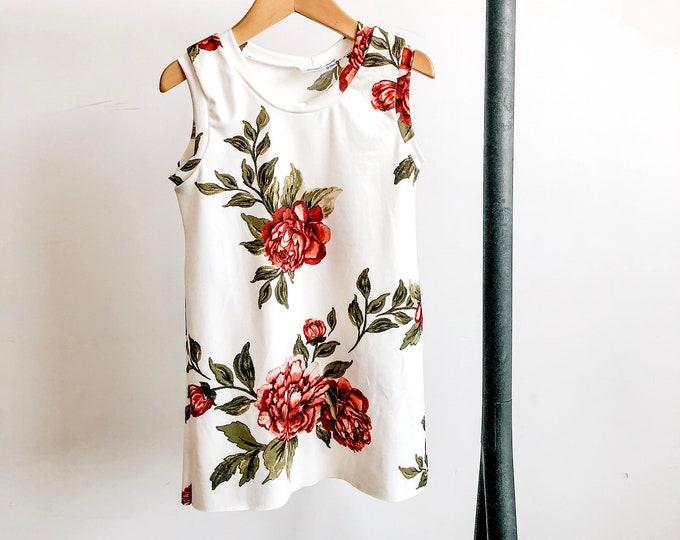 Garden // Tank dress