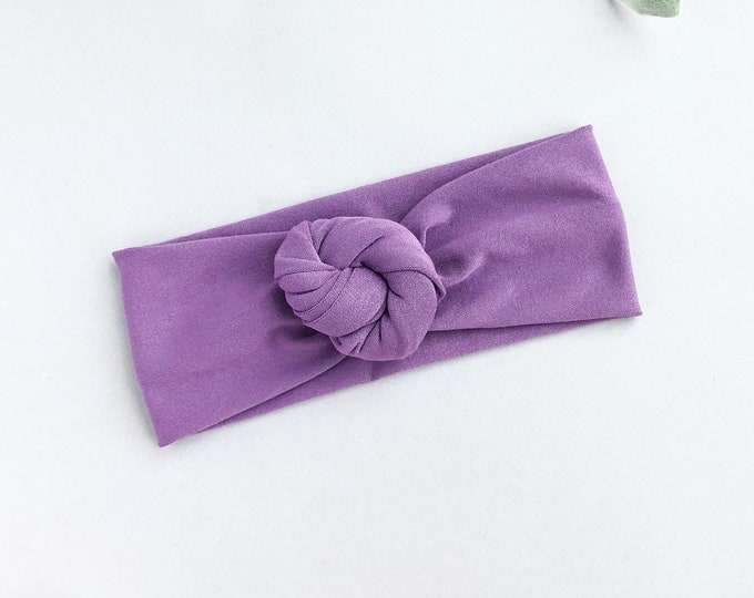 Purple // Turban