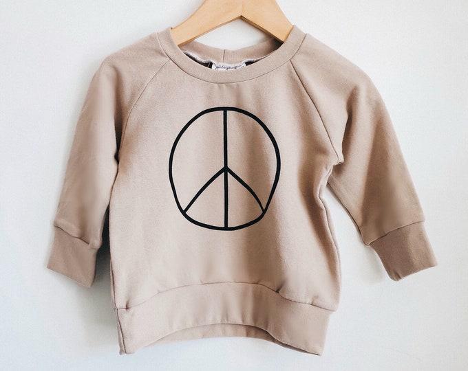 Peace // Sand
