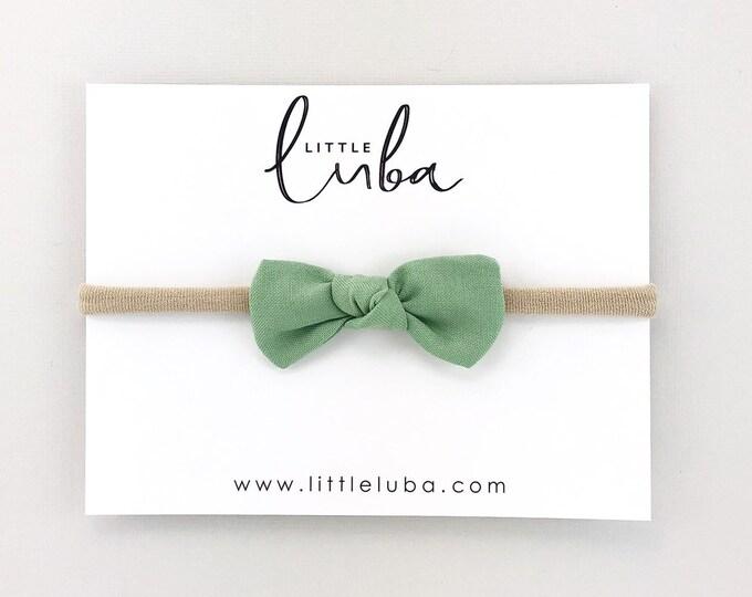 GREEN Mini Knot