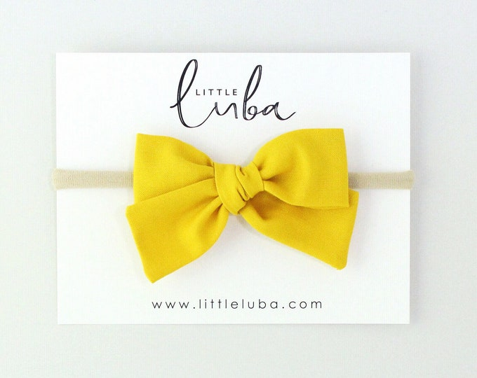 Dandelion // Sailor bow