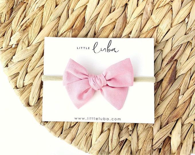 Woodrose // Sailor bow