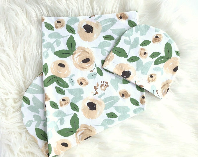 Soft garden // Swaddle set