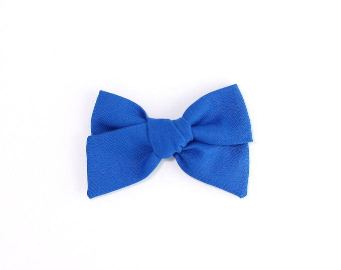 Royal Blue  // Sailor bow