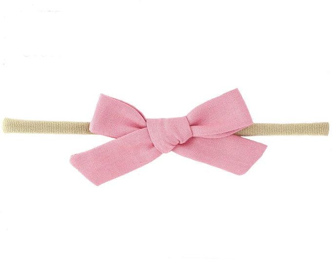 Woodrose // Schoolgirl Bow