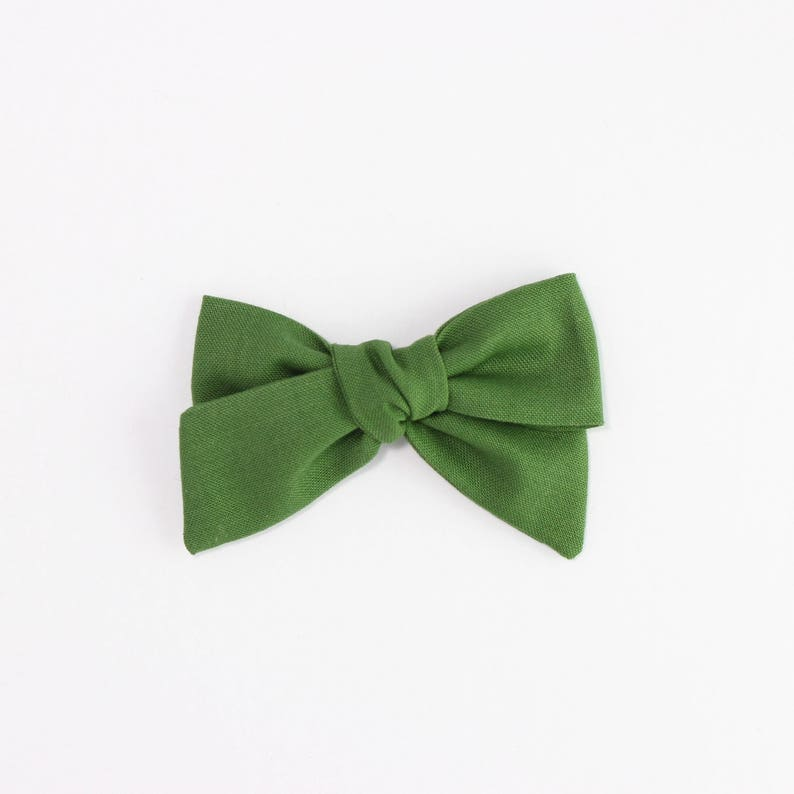 OLIVE Sailor bow Baby Hair Bows Baby girl headband gift Baby Bow Baby Girl Headband Baby Girl Bow Baby Hair Bow baby headband bow