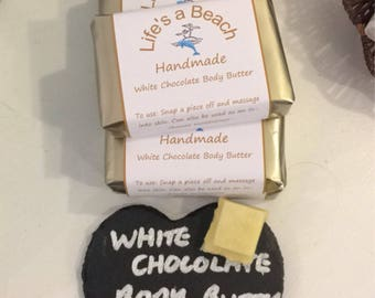 White Chocolate Body Butter
