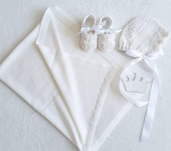 Bebe Couverture Bebe Tricot Couverture Cadeau Pour Nouveau Bebe