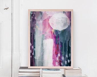 Printable Abstract art, Wall art, Colorful art, Abstract print, Modern painting, Abstract painting, Brushstroke art, Watercolor