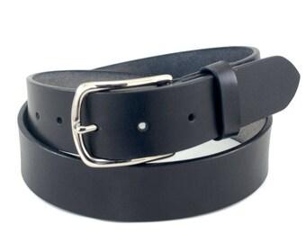 Leather Belt - Leather belt Men - High Quality Belt - Belt handmade - Large Belt