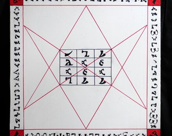 Enochian Table Top (version)
