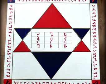 Enochian Table Top (Harlequin version)