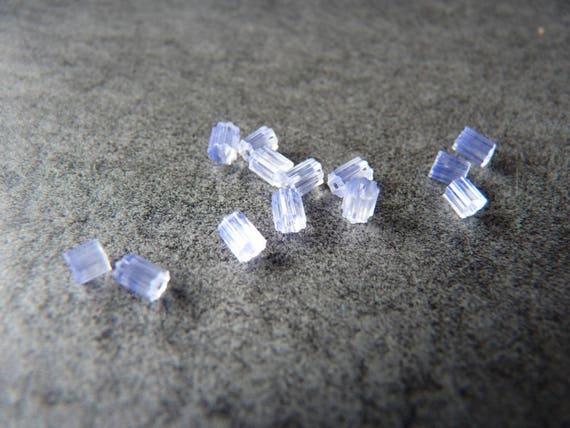 poussoir boucle d'oreille silicone