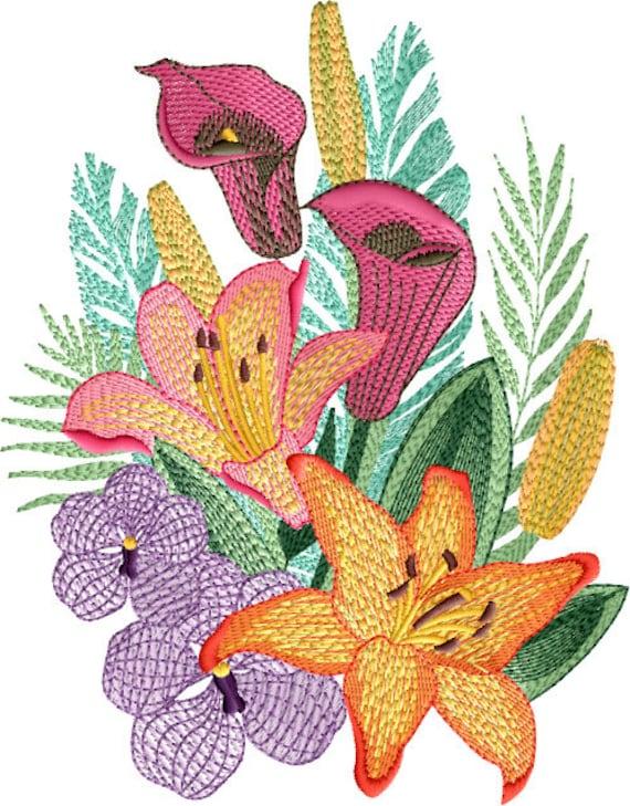 "ABC Designs Castle Monogram Machine Embroidery Designs 4/""x4/"" Hoop in 2 sizes"