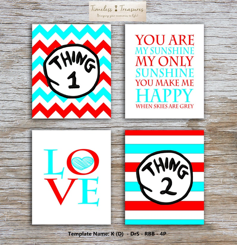 It's just a photo of Thing 1 Printable with regard to shirt letter