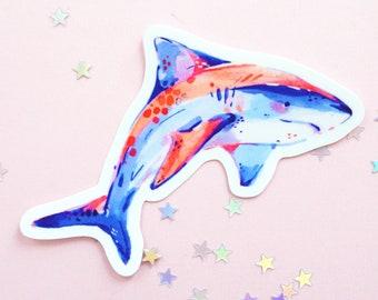 Shark 1 Vinyl Sticker