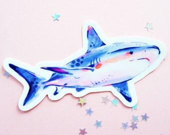 Shark 2 Vinyl Sticker