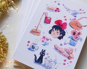 Kiki's Delivery Service Notebook