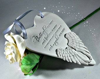 Loss of loved one condolence gift, Bereavement gift of remembrance, Memorial ornament, Sympathy gift for loss of mother, child, Funeral gift