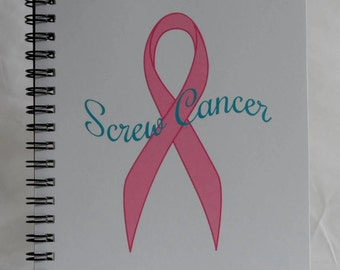 Screw Cancer Journal, Breast Cancer Awareness