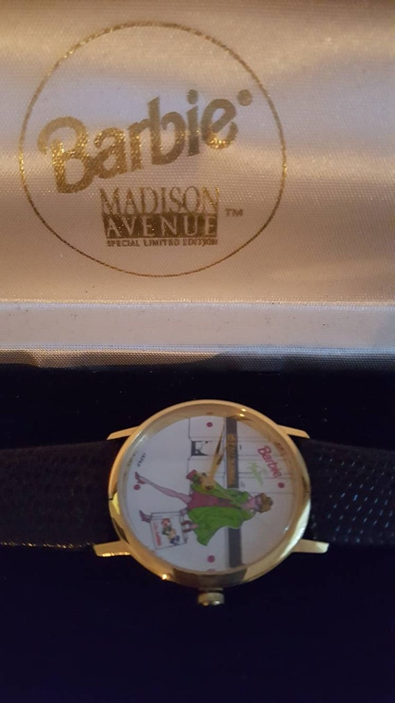 Barbie special Edition Watch