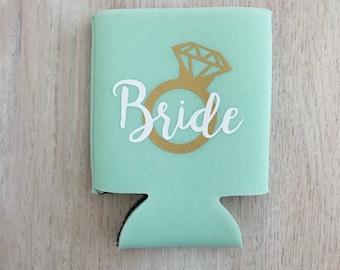 Bride mint can cooler