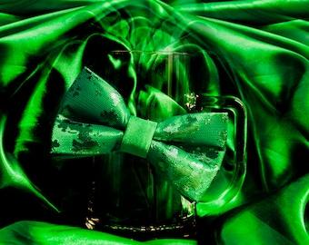 St. Patrick's Day Bow Tie