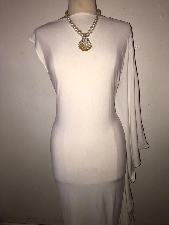 White Angel Wing Dress  8135625782d