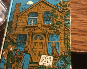 Hotel for Dogs book 1971 Leaonard Shortall