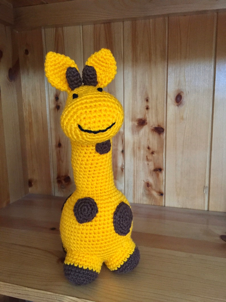 Handmade spotty giraffe image 0
