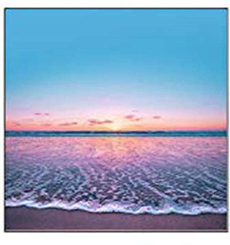 Larger 5d diamond painting kit 12  inches by 12 inch