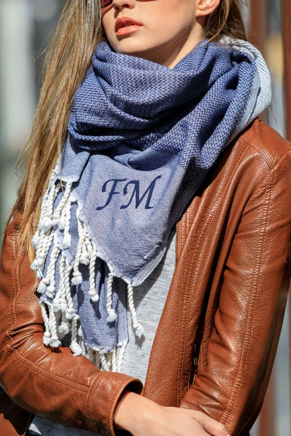 Oversized Wrap Scarf
