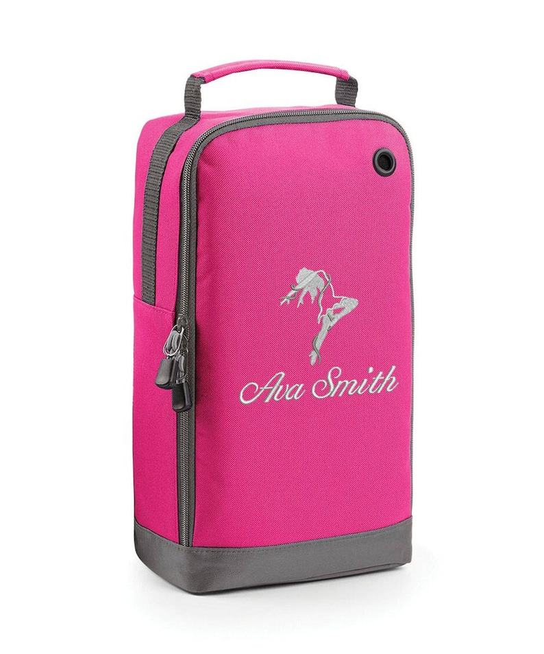 11fa0436f45 Personalised Dance Shoe Bag Perfect for carrying Ballet Tap